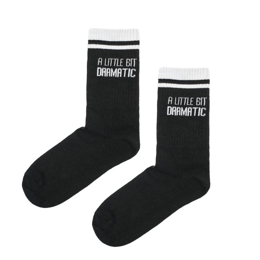 Kojinės DRAMATIC, juodos