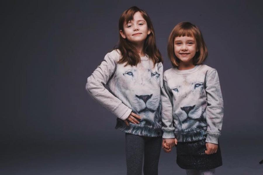 Vaikiškas džemperis LION